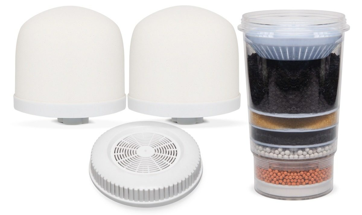 repuestos filtro de agua