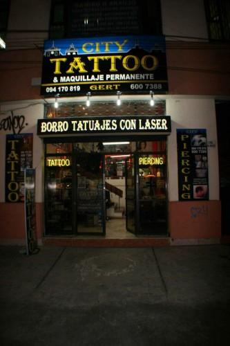 Tatuajes y Piercing en Quito