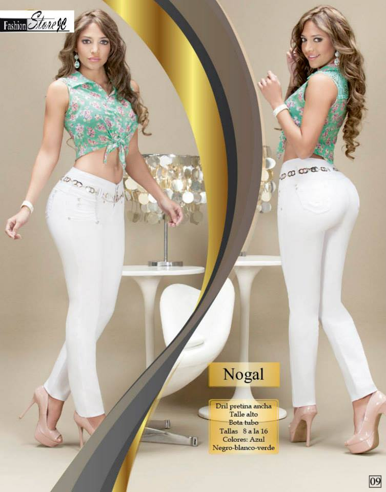 Pantalon levantacola colombiano 100% original