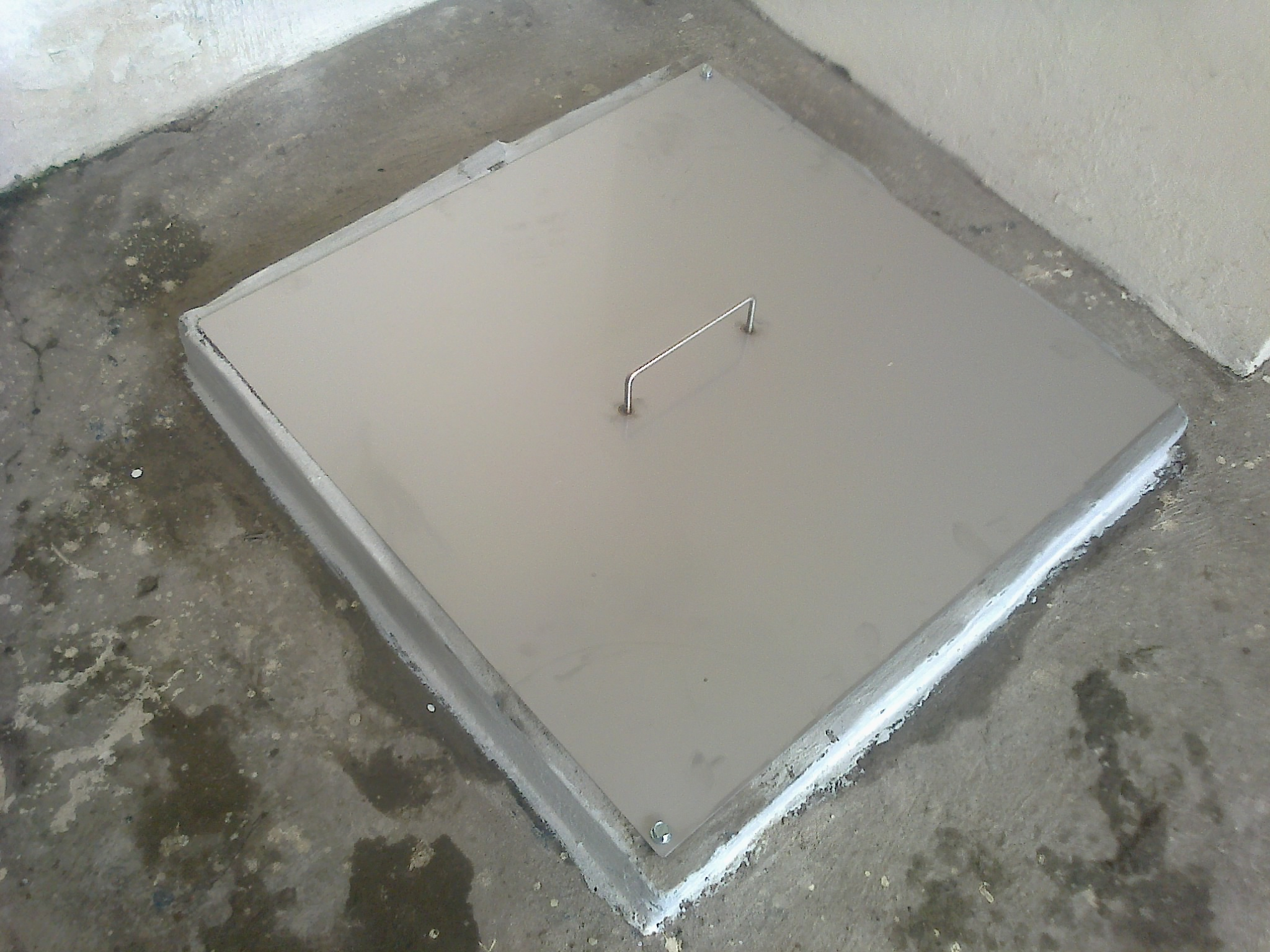 Mantenimiento de cisternas