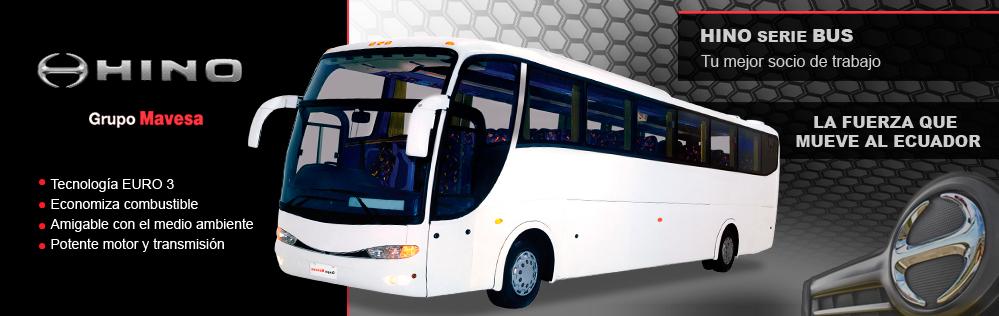 buses Hino de venta en Ecuador