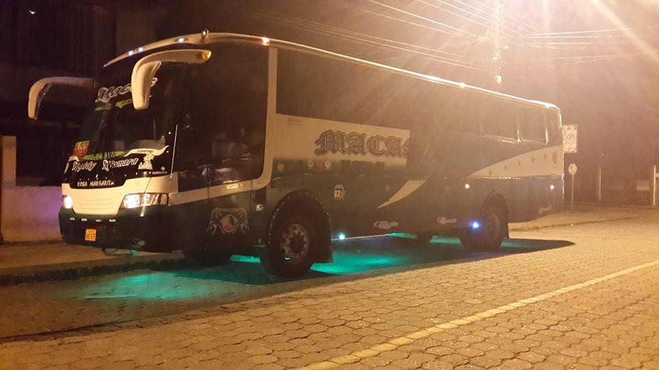 bus de venta en Cuenca
