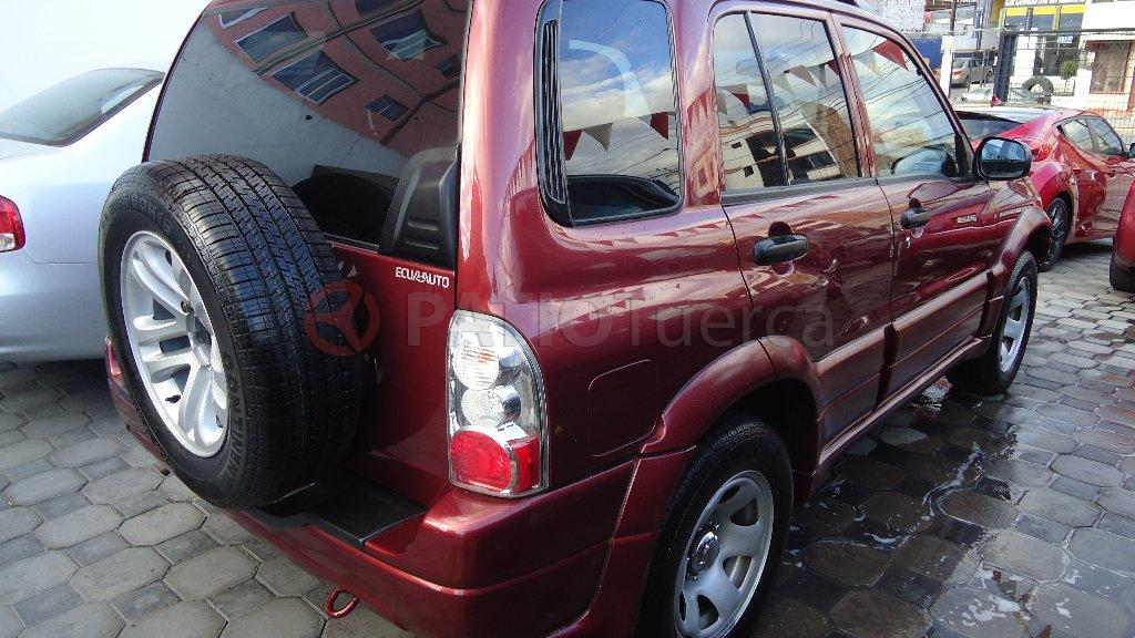 Chevrolet Grand Vitara usado en venta