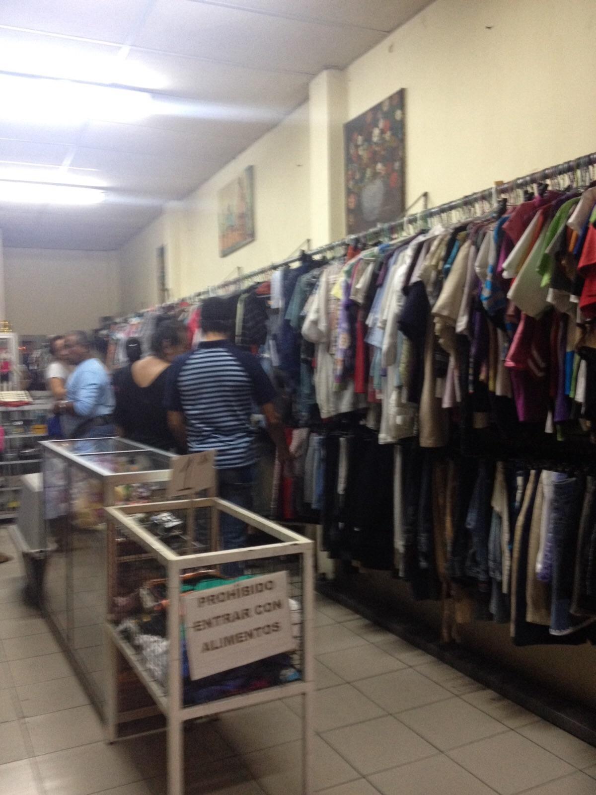 ropa usada en venta