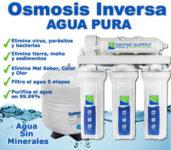 osmosis inversa ecuador
