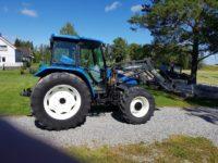 tractor trima