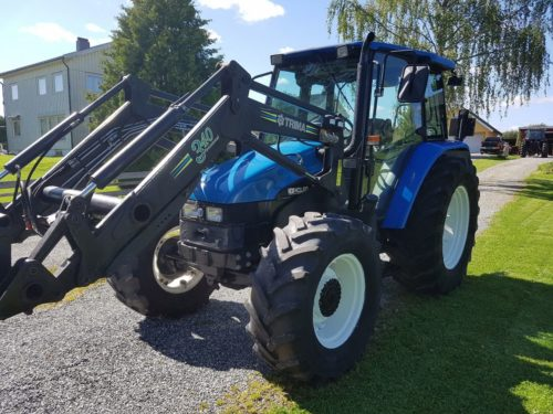 Tractor New Holland TL100 DC