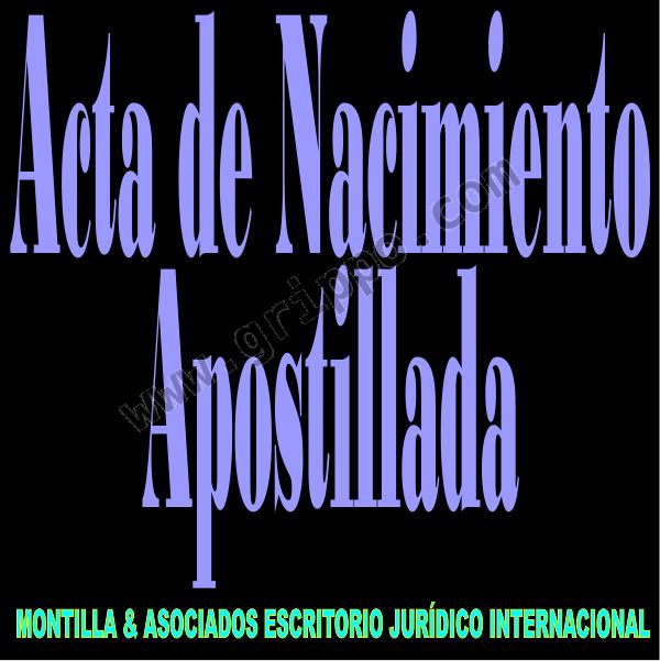 Apostilla-de-Partida-de-Nacimiento---Acta-de-Nacimiento---Abogados-Venez